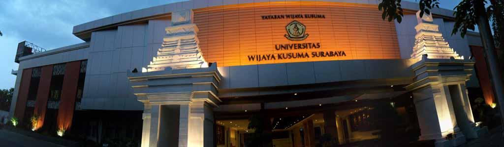 universitas wijaya kusuma surabaya rh pmb uwks ac id universitas wijaya kusuma surabaya kota sby jawa timur alamat universitas wijaya kusuma surabaya
